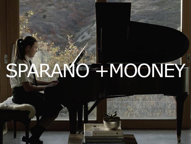 SPARANO + MOONEY