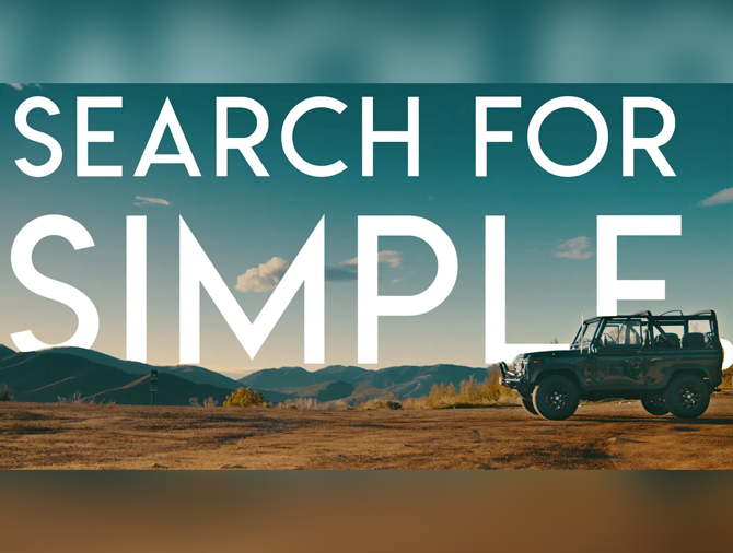 Search for simple